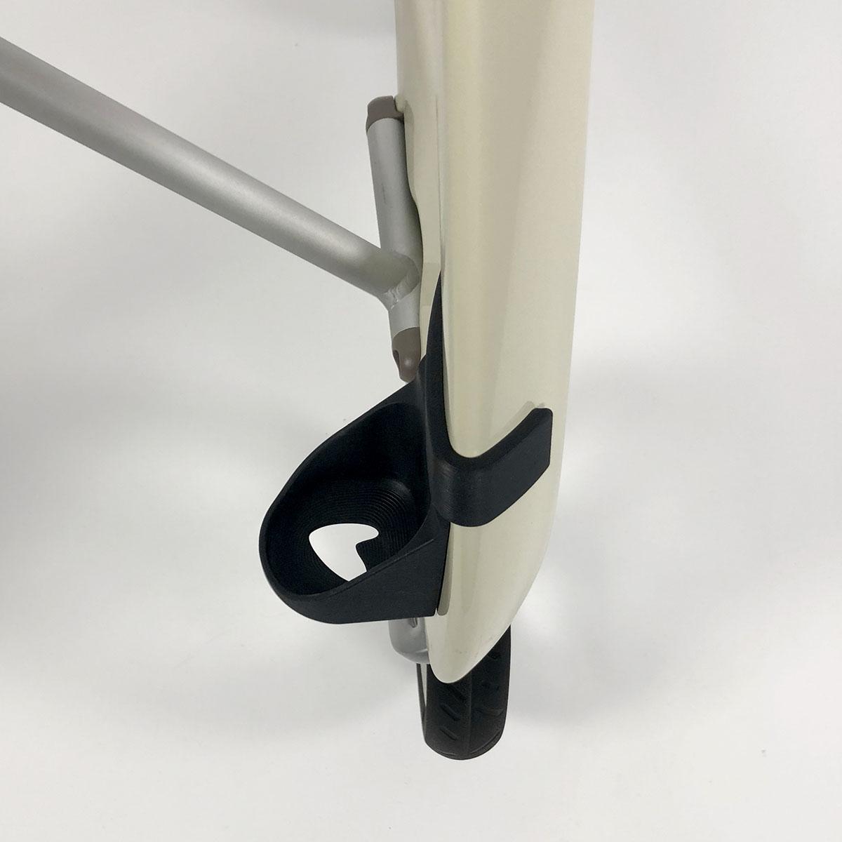 ByAcre - käpphållare till Carbon Ultralight rollator