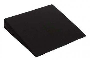 Kilkudde med svart överdrag (37x37x7 cm)