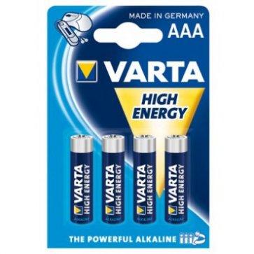 4 st AAA-batterier