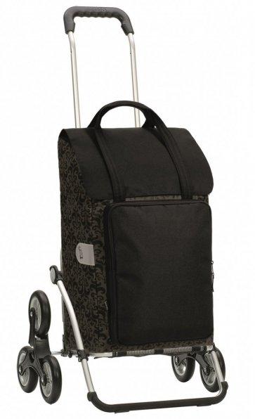 Bra och stabil väska med kylfack.