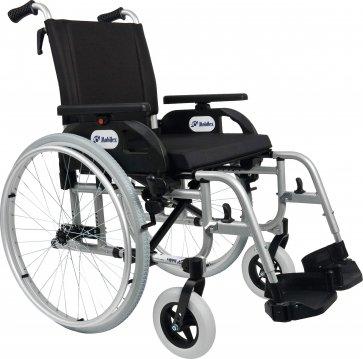 Rullstol i aluminium lättvikt