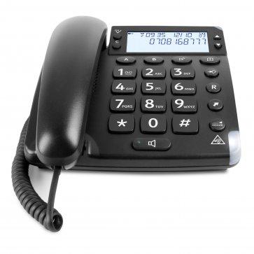 Elegant hemtelefon till äldre