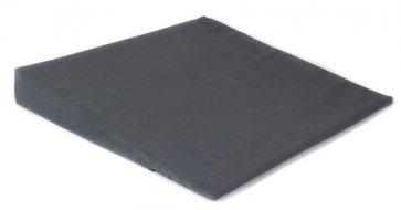Kildyna, 45 x 45 x 6 cm, m/grått bomullsöverdrag