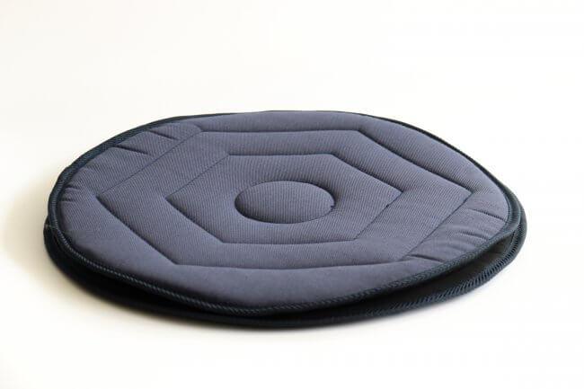 Omtyckta Vridbar kudde/vridbart säte till bil, rullstol - se video här FQ-79