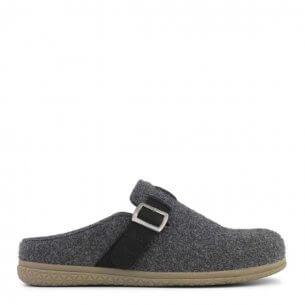 New Feet varm ulltoffla för män