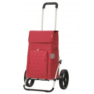 Väskan rymmer 43 liter och kan tas av.