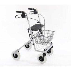En stabil og god rollator til en attraktiv pris