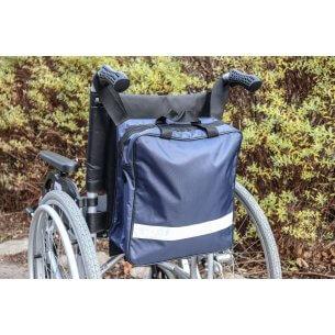 Kørestolstaske
