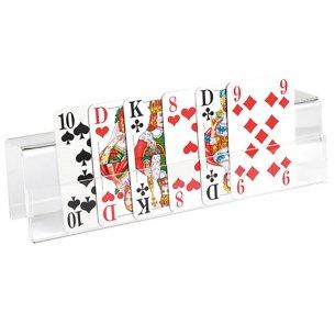 God kortholder til spillekort