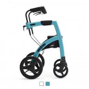 Rollz Motion - kombinerad rollator och rullstol