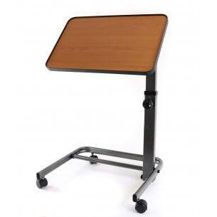 Sängbord som kan vinklas