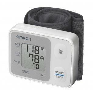 En effektiv blodtrycksmätare till handleden
