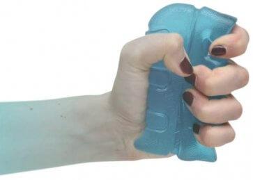 God håndtræner til styrkelse af hænderne