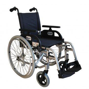 En bra men billig, manuell rullstol