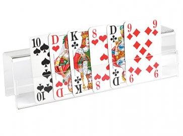 Bra korthållare till spelkort