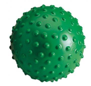 Stor massageboll som kan användas till olika övningar.
