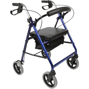 Billig rollator, bra till hemmet eller nybörjare
