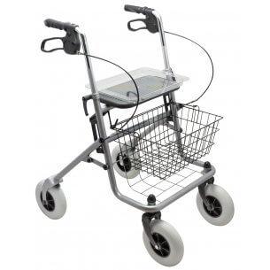 En stabil rollator till en attraktiv pris
