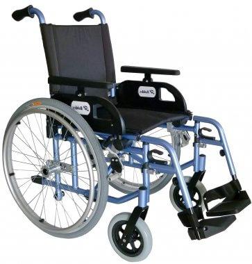 Bra lättvikts rullstol med luftdäck
