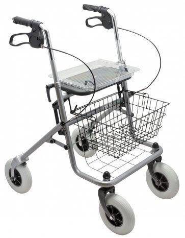 En stabil rollator til en attraktiv pris