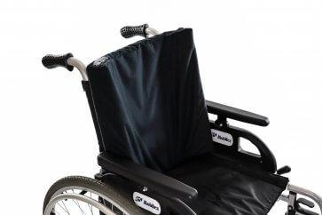 Kan användas i till exempel en rullstol.