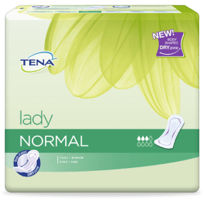 Tena Lady Normal, inkontinensinlägg