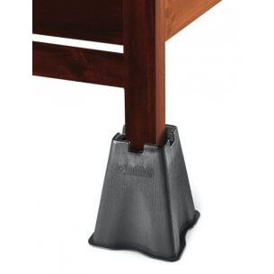 Klossarna kan användas till alla typer av möbler