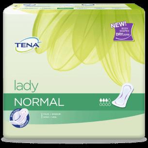 Tena Lady Normal, inkontinensinlägg