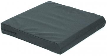 Kudden är framställd i mjukt skum och kommer med ett svart polyesteröverdrag.