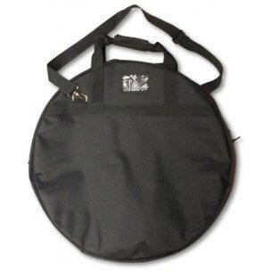 Praktisk väska, som skyddar dina rullstolsdäck under transport
