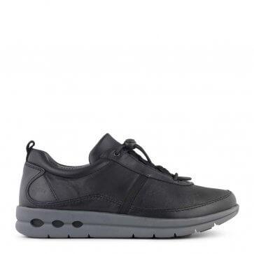 New Feet sporty sko med elastik lukning