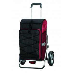 Stor taske med mange opbevaringsmuligheder