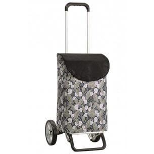 Prisvänlig shoppingvagn med de viktigaste funktionerna.