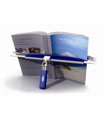 Kan användas både till böcker och tidningar