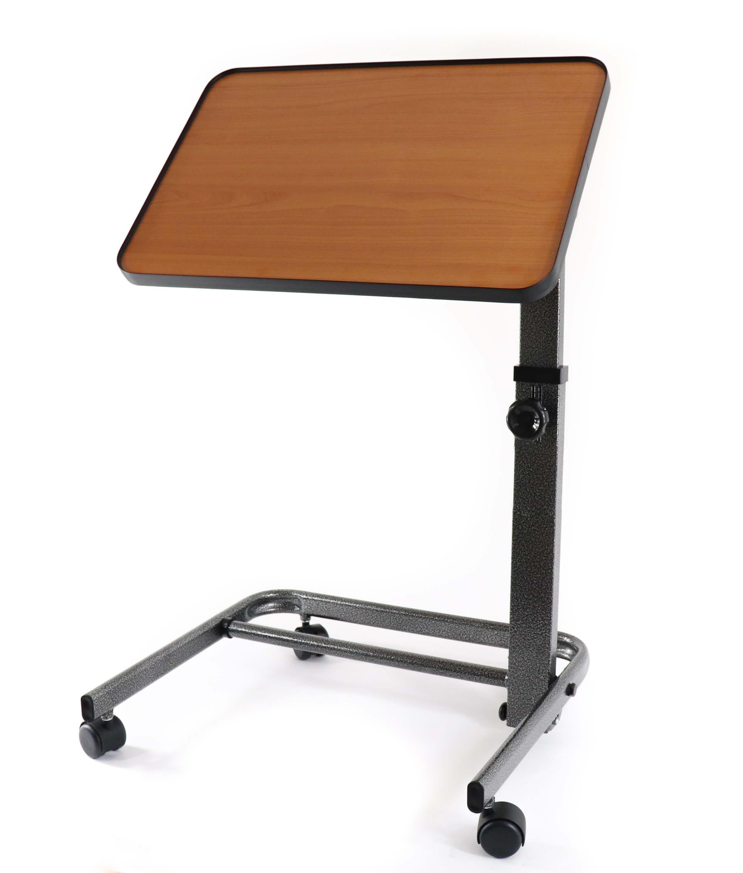 Sängbord med vinklad bordplatta