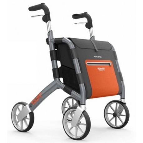 TrustCare Lets Shop (kombinerad rullator och shoppingvagn)